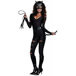 Night Prowler 大人用 Catwoman Catwoman Catsuit ブラック Cat Prowler Night ハロウィン コスチューム コスプレ 衣装 変装 仮装, 名入れプレゼント 名札工房:0d2a15df --- officewill.xsrv.jp