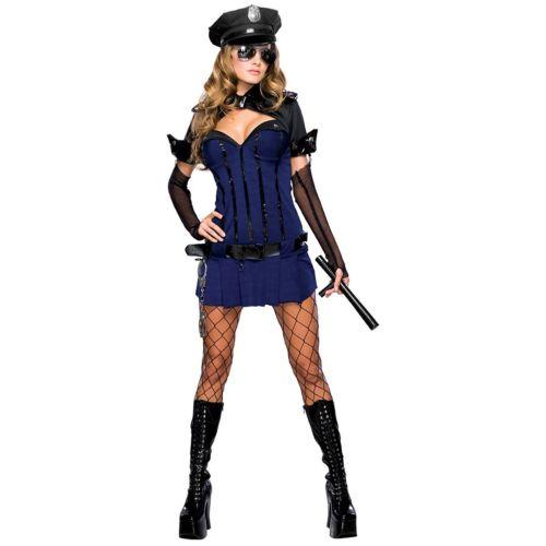 【全品P5倍】セクシー Police ポリス 警察 おまわりさん 大人用 Dirty ポリス ポリスマン 警察 おまわりさん クリスマス ハロウィン コスチューム コスプレ 衣装 変装 仮装
