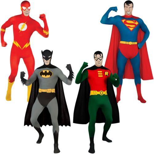 【全品P5倍】Zentai スーツ 大人用 Superhero2nd Skin Spandex Body クリスマス ハロウィン コスチューム コスプレ 衣装 変装 仮装