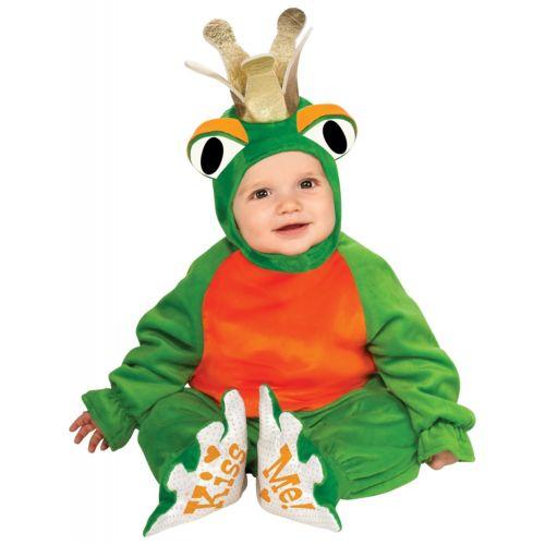 【全品P5倍】Frog Prince ベイビーInfant クリスマス ハロウィン コスチューム コスプレ 衣装 変装 仮装