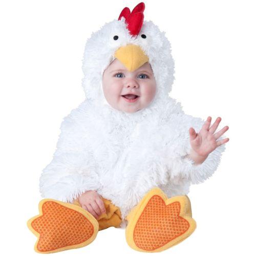 ベイビー ChickenLittle Chick ハロウィン コスチューム コスプレ 衣装 変装 仮装