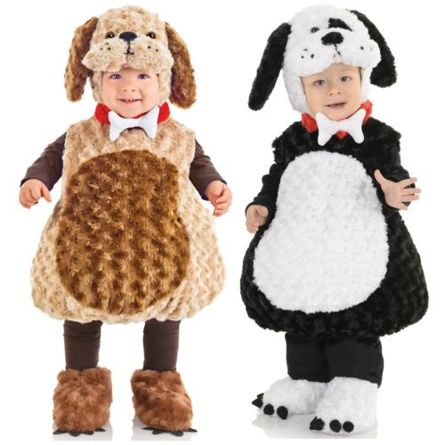 【全品P5倍】Toddler Puppy Dogベイビー クリスマス ハロウィン コスチューム コスプレ 衣装 変装 仮装
