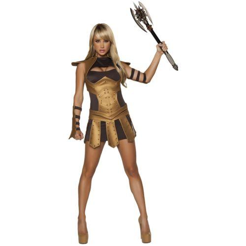 <title>Sexy Warrior Woman Costume Adult Halloween Fancy Dress 安心の実績 高価 買取 強化中 全品ポイント5倍 セクシー 大人用 クリスマス ハロウィン コスチューム コスプレ 衣装 変装 仮装</title>