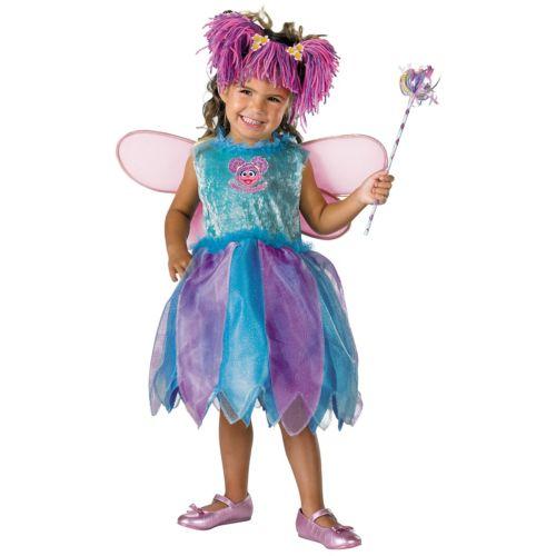 Abby CadabbyToddler ベイビー Fairy Sesame Street セサメストリート ハロウィン コスチューム コスプレ 衣装 変装 仮装