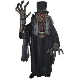 【ポイント最大29倍●お買い物マラソン限定!エントリー】Undertaker Ghoul Creature Reacher怖い モンスター ハロウィン コスチューム コスプレ 衣装 変装 仮装