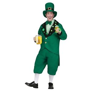 【ポイント最大29倍●お買い物マラソン限定!エントリー】Pub Crawl Leprechaun 大人用 St. Patrick's Day ハロウィン コスチューム コスプレ 衣装 変装 仮装