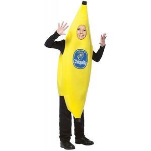 【ポイント最大29倍●お買い物マラソン限定!エントリー】Chiquita Banana キッズ 子供用 ハロウィン コスチューム コスプレ 衣装 変装 仮装