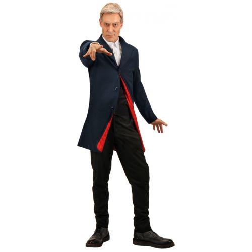 12th Doctor 大人用 Twelfth Doctor Who ドクター・フー クリスマス ハロウィン コスチューム コスプレ 衣装 変装 仮装