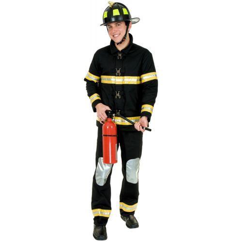 【ポイント最大29倍●お買い物マラソン限定!エントリー】Fireman 大人用 Firefighter Fire Fighter ハロウィン コスチューム コスプレ 衣装 変装 仮装