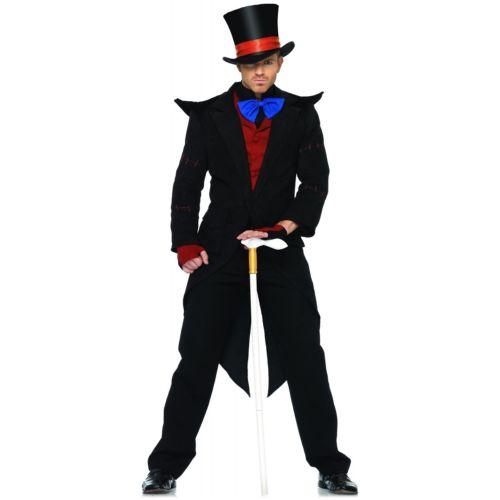 <title>Mad 在庫一掃売り切りセール Hatter Costume Men's Adult Evil Dark Halloween Fancy Dress 全品ポイント5倍 マッドハッター 大人用 クリスマス ハロウィン コスチューム コスプレ 衣装 変装 仮装</title>