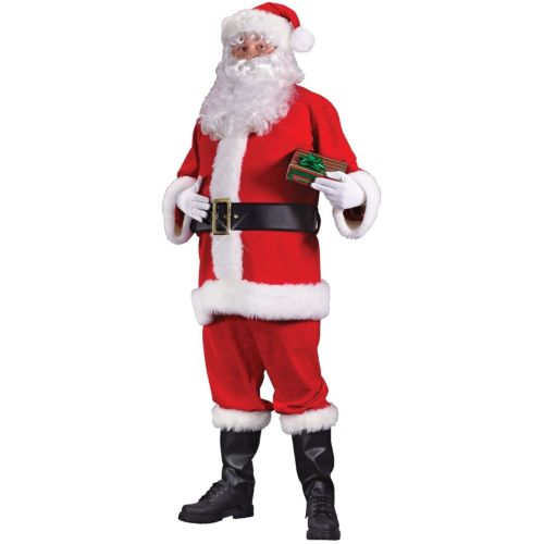 Santa メンズ スーツ 大人用 衣装 クリスマス メンズ 男性用 サンタクロース ハロウィン コスチューム ハロウィン コスプレ 衣装 変装 仮装, 園芸百貨店何でも揃うこぼんさい:be61c332 --- officewill.xsrv.jp