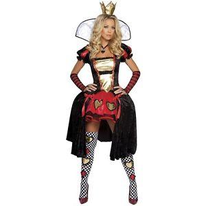 【ポイント最大29倍●お買い物マラソン限定!エントリー】Queen of Heartsセクシー 大人用 ハロウィン コスチューム コスプレ 衣装 変装 仮装