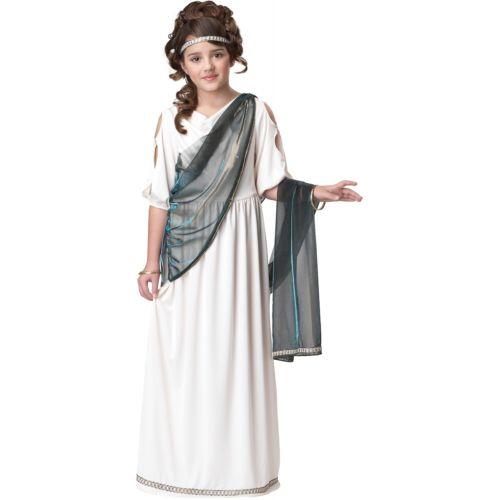 Roman Princess Child Preteen Tween ガール Greek Goddess クリスマス ハロウィン コスチューム コスプレ 衣装 変装 仮装