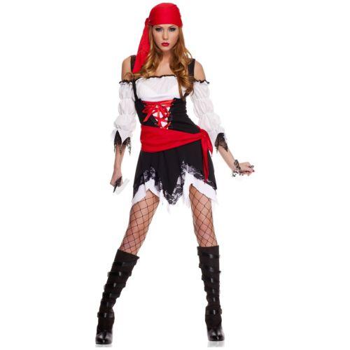 Pirate Vixen 大人用 ハロウィン コスチューム コスプレ 衣装 変装 仮装