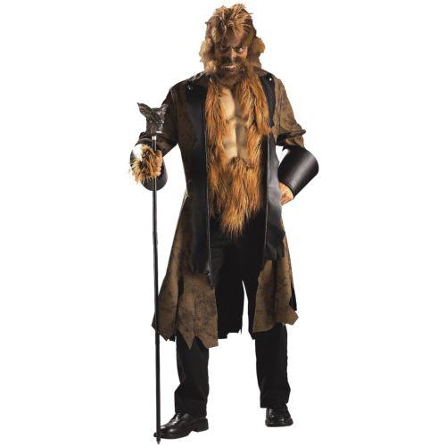 【ポイント最大29倍●お買い物マラソン限定!エントリー】Big Mad ウルフ オオカミ 狼 大人用 男性用 メンズ Grimm おとぎ話 Beast Bad Werewolf ウルフ オオカミ 狼man ハロウィン コスチューム コスプレ 衣装 変装 仮装