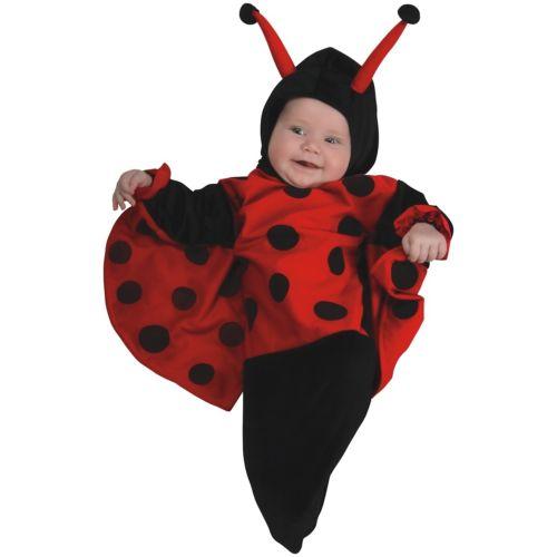 【ポイント最大29倍●お買い物マラソン限定!エントリー】Ladybug Bunting ベイビーNewborn Infant Lady Bug ハロウィン コスチューム コスプレ 衣装 変装 仮装
