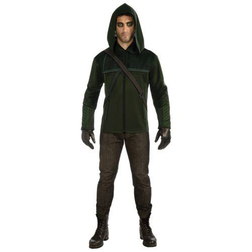 Arrow 大人用 DC Comics DCコミックス クリスマス ハロウィン コスチューム コスプレ 衣装 変装 仮装
