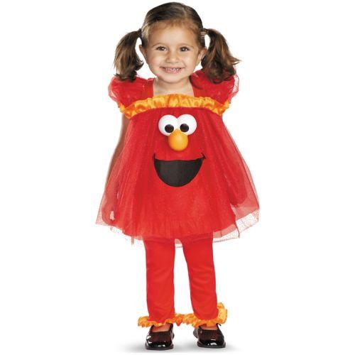 Elmoベイビー & Toddler Light-Up Sesame Street セサメストリート ハロウィン コスチューム コスプレ 衣装 変装 仮装