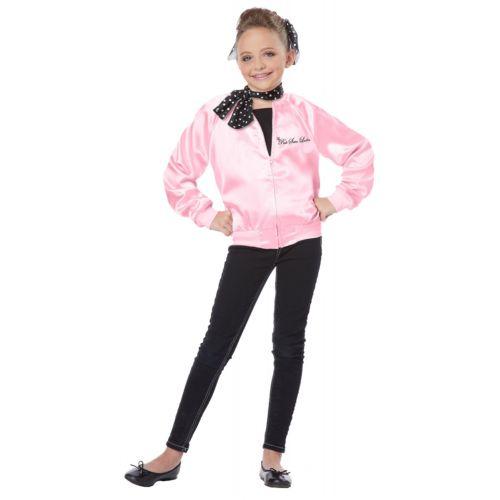 【ポイント最大29倍●お買い物マラソン限定!エントリー】The Pink Satin Ladies キッズ 子供用 ハロウィン コスチューム コスプレ 衣装 変装 仮装