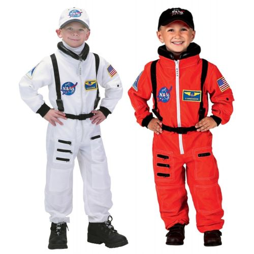 Jr. Astronaut スーツ キッズ 子供用 ハロウィン コスチューム コスプレ 衣装 変装 仮装