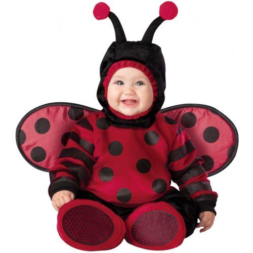 【ポイント最大29倍●お買い物マラソン限定!エントリー】ベイビー LadybugDeluxeLady Bug ハロウィン コスチューム コスプレ 衣装 変装 仮装