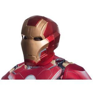 【ポイント最大29倍●お買い物マラソン限定!エントリー】Iron Man アイアンマンMark 43 Helmet 大人用 SuperheroMask ハロウィン コスチューム コスプレ 衣装 変装 仮装