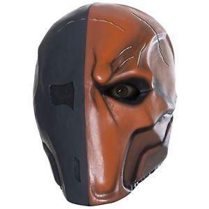 Deathstroke Deluxe MaskMask 大人用 男性用 メンズ DC Comics DCコミックス クリスマス ハロウィン コスチューム コスプレ 衣装 変装 仮装