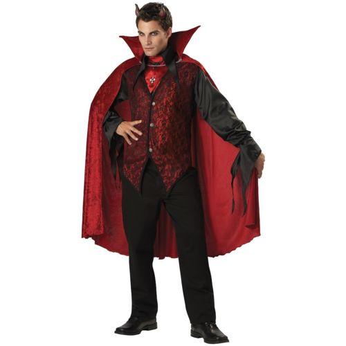 Sinister Devil 変装 大人用 Lucifer 大人用 Satan ハロウィン コスチューム コスチューム コスプレ 衣装 変装 仮装, リプリ:80184a37 --- sunward.msk.ru