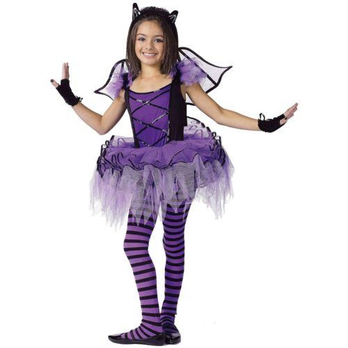 Batarina キッズ 子供用 Ballerina Bat クリスマス ハロウィン コスチューム コスプレ 衣装 変装 仮装