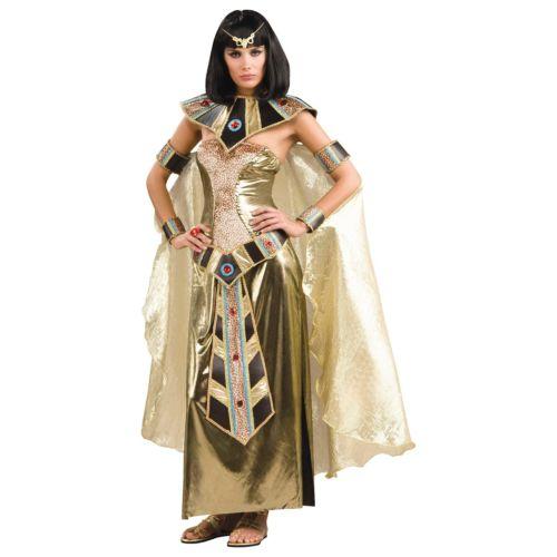 エジプト 古代エジプト Goddess 大人用 ハロウィン コスチューム コスプレ 衣装 変装 仮装