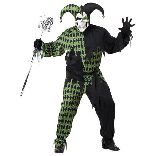 怖い Jester 大人用 男性用 メンズ 男性用 ハロウィン コスチューム 仮装 コスプレ 衣装 衣装 変装 仮装, きもの華福:ae162749 --- officewill.xsrv.jp