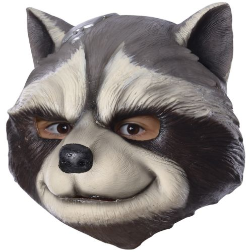 【ポイント最大29倍●お買い物マラソン限定!エントリー】Rocket RaccoonMask キッズ 子供用 Guardians of The Galaxy ハロウィン コスチューム コスプレ 衣装 変装 仮装