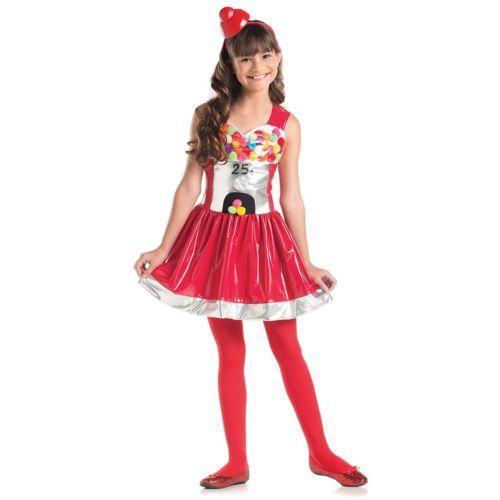 【店内全品P5倍】Bubblegum Cutie キッズ 子供用 クリスマス ハロウィン コスチューム コスプレ 衣装 変装 仮装