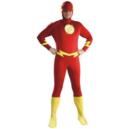 【ポイント最大29倍●お買い物マラソン限定!エントリー】The Flash 大人用 Justice League ジャスティスリーグスーパーヒーロー ハロウィン コスチューム コスプレ 衣装 変装 仮装