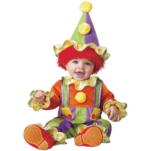 ベイビー クラウン ピエロ 道化師Cute Infant ハロウィン コスチューム コスプレ 衣装 変装 仮装