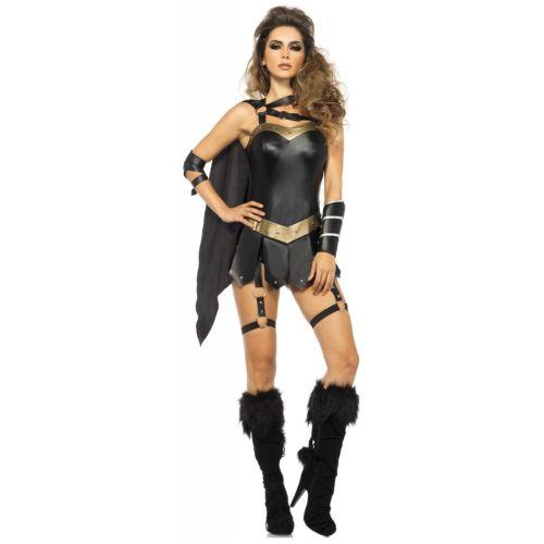 Warrior Princess 大人用 Medieval Outfit ハロウィン コスチューム コスプレ 衣装 変装 仮装