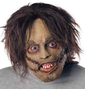 【ポイント最大29倍●お買い物マラソン限定!エントリー】Leatherface First Kill Mask Texas Chainsaw Massacre アクセサリー ハロウィン コスチューム コスプレ 衣装 変装 仮装