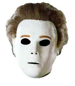 The Mask Michael Myers Original Don Post 怖い 大人用 アクセサリー ハロウィン コスチューム コスプレ 衣装 変装 仮装