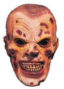Dead Soldier Mask ゾンビ 幽霊 お化け ミリタリー 軍隊 Undead 怖い 大人用 アクセサリー ハロウィン コスチューム コスプレ 衣装 変装 仮装