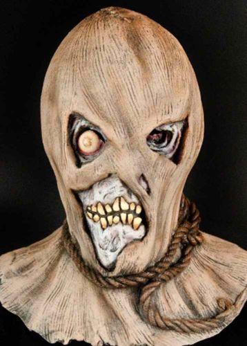 Harvester of Fear Mask Scarecrow ゾンビ 幽霊 お化け Skull 大人用 アクセサリー ハロウィン コスチューム コスプレ 衣装 変装 仮装