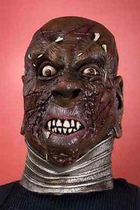 Udu Voodoo マスク Priest Tribal Warrior ゾンビ 幽霊 お化け 大人用 アクセサリー クリスマス ハロウィン コスチューム コスプレ 衣装 変装 仮装