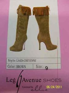 CHEYENNE Boots ハロウィン Brown Native 大人用 American コスプレ インディアン 大人用 アクセサリー ハロウィン コスチューム コスプレ 衣装 変装 仮装, ANZUDOG/あんずドッグ:6f31ea3e --- officewill.xsrv.jp