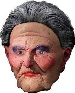 【全品P5倍】Grandmama マスク Old Woman Grandma Granny 大人用 アクセサリー クリスマス ハロウィン コスチューム コスプレ 衣装 変装 仮装