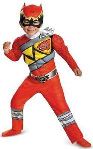【ポイント最大29倍●お買い物マラソン限定!エントリー】Red Ranger Power Ranger パワーレンジャー Dino ChargeDeluxe Toddler 子供用 ハロウィン コスチューム コスプレ 衣装 変装 仮装