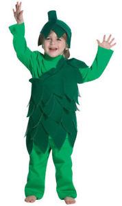 【ポイント最大29倍●お買い物マラソン限定!エントリー】Sprout グリーン Giant Cute ベイビー Toddler 子供用 ハロウィン コスチューム コスプレ 衣装 変装 仮装
