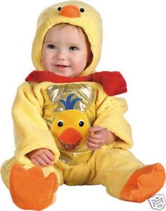 ベイビー Einstein Duck Infant 子供用 - 12-18 months クリスマス ハロウィン コスチューム コスプレ 衣装 変装 仮装