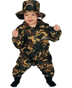 ベイビー ミリタリー 軍隊 Officer Deluxe Infant Toddler クリスマス ハロウィン コスチューム コスプレ 衣装 変装 仮装