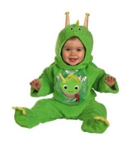 【全品P5倍】ベイビー Einstein 恐竜 ドラゴン ティラノサウルス グリーン Cute Animal ドレスアップ Toddler 子供用 クリスマス ハロウィン コスチューム コスプレ 衣装 変装 仮装