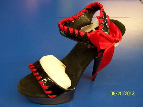 DELIGHT シューズ 仮装 靴 Platform Sandal Stripper 変装 Dancer Stripper 大人用 アクセサリー ハロウィン コスチューム コスプレ 衣装 変装 仮装, Dream Pocket -ドリームポケット-:41b8fa10 --- officewill.xsrv.jp