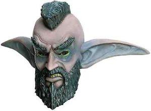 【ポイント最大29倍●お買い物マラソン限定!エントリー】Mohawk Grenade Mask World of Warcraft ワールド・オブ・ウォークラフトWOW 大人用 アクセサリー ハロウィン コスチューム コスプレ 衣装 変装 仮装